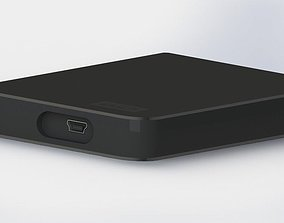 3D External harddrive