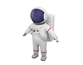 Astronaut Character 3D
