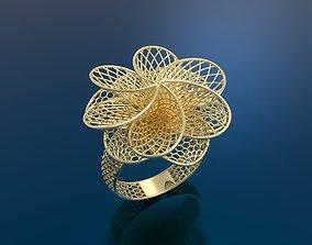 magnify Ring ultra vision 3D print model