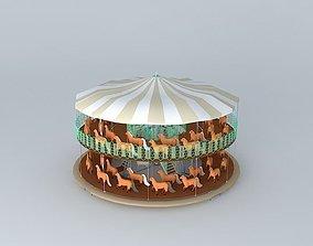 Merry-go-round 3D