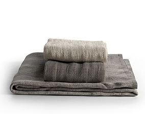 Towel Set 15 3D model