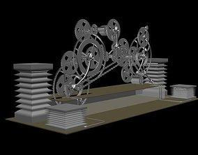 3d Gear animated