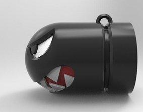 3D printable model Bullet Bill Super Mario Bros