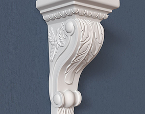 Decorative Corbel decorative details 3D