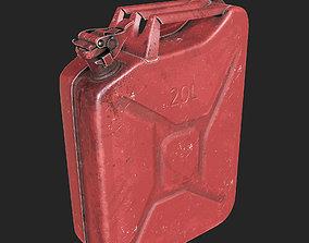 3D model Fuel Can