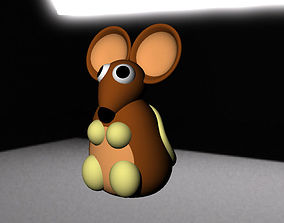 animals 3D model Mouse
