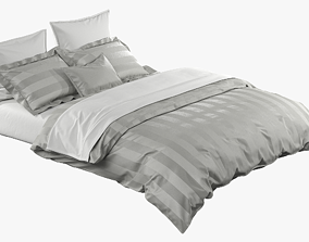 3D Bedding set 01