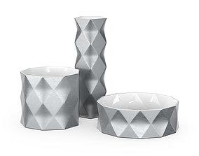 3D B B Italia Joker vases