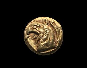 3D model Phocaean Coin