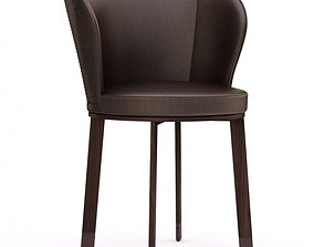 ode chair giorgetti 3D