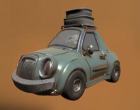 3D Cartoon Car Classic