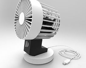 3D Mini electric fan