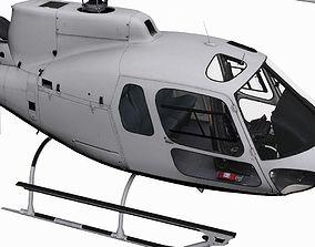 AS350 B3 Ecureuil 3D model