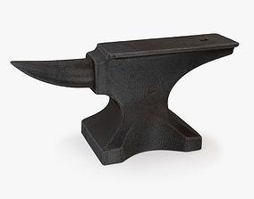 Vintage Anvil 3D model