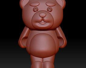 teddy 3D model bear