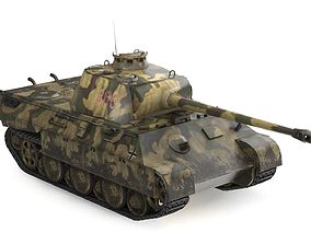 Panther Ausf 3D model