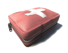 3D model First Aid Medical Kit
