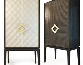Cabinet sideboard Laurent The Sofa And Chair Co 3D model