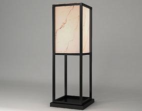 3D FOOR LAMP BARRET Eichholtz