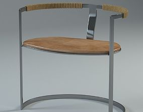 3D model Sculptural Chair