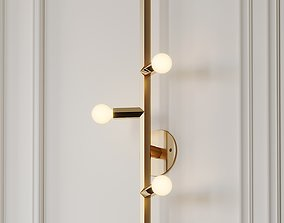LINDEN SCONCE FOR THE FUTURE PERFECT 3D model