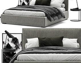Meridiani Bed 3D model