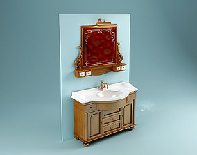 3D model Lineatre Washstand