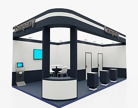 3D Exhibition stand 5