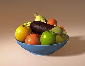 fruit basket 2 3D