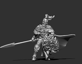 Paladin 35mm scale 3D printable model