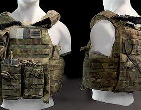 SOLDIER Bulletproof Vest 01 3D
