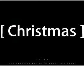 Christmas - K 3D model