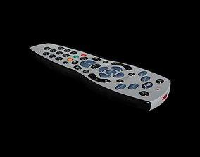 3D asset remote controller