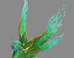 Taoism - Phoenix 3D model