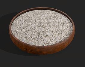 3D model White Rice Bowl