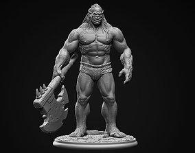 3d 3D print model Orc miniature