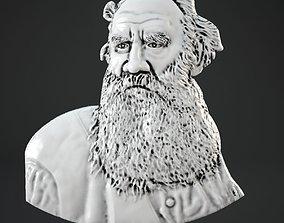 Lev Tolstoy 3D print model