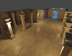 Walls for procedurally generated dungeons 3D