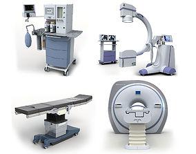 Medical Equipment Pack 3D model equipment