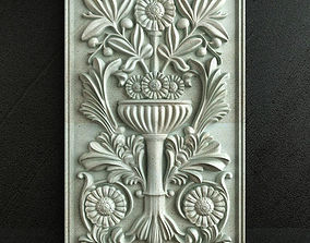 3D model Classic Carving Ornament 002