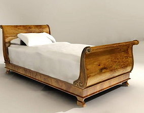 3D Bed Viking style