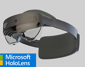 Hololens 2 Microsoft 3D