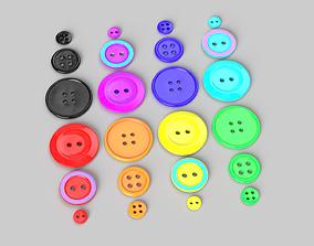 3D asset Buttons