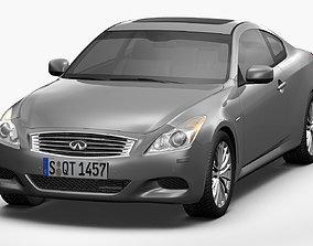 3D 2012 Infiniti G37 Coupe