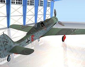 3D Focke Wulf Fw 190D