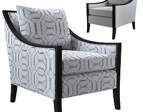 3D Mitchell Gold Ariana Chair