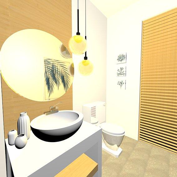 Powder Room Interiors