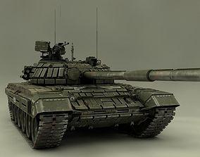 MBT T-72 B 1 3D