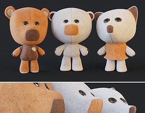 Plush Toys Wiki Mi-Mi Bears 3D model