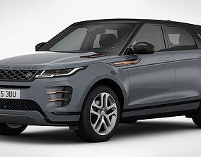 Range Rover Evoque R-Dynamic 2020 3D